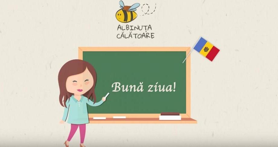 Albinuța călătoare – proiectul care vine să ajute copiii moldoveni de peste hotare să învețe limba română