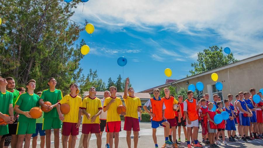 (foto) Tinerii din Varnița și Bender vor merge la un complex educațional – sportiv construit din bani europeni
