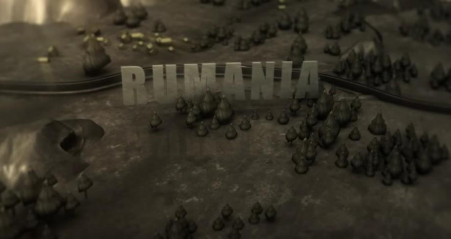 (video) Cum ar arăta intro-urile Game of Thrones dacă acțiunea ar avea loc în Europa de Vest și de Est