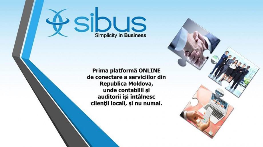 Sibus – prima platformă de conectare a serviciilor din România a ajuns și la Chișinău