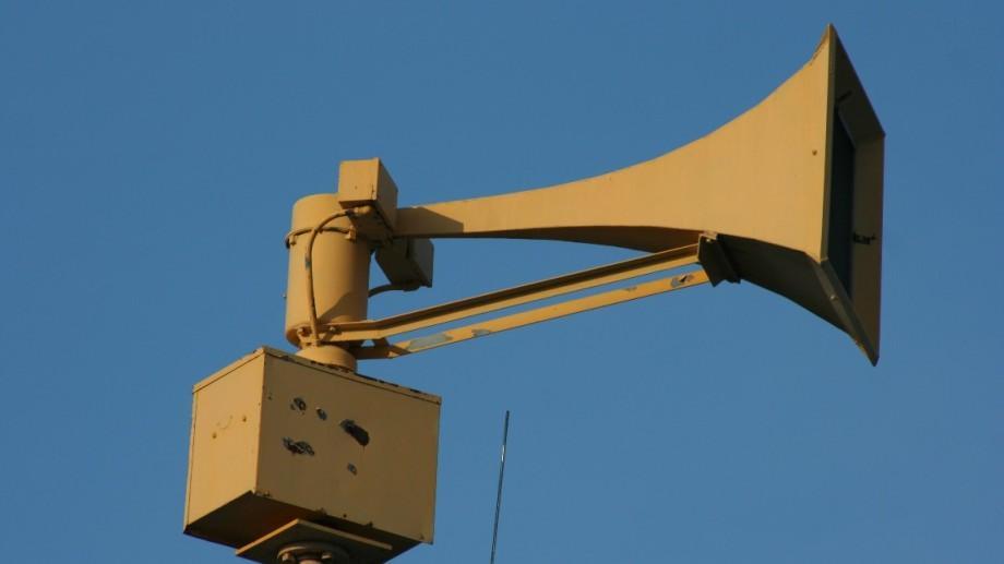 Joi se testează sirenele de avertizare din Chișinău. La ce oră va suna alarma
