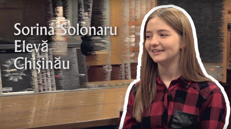 (video) Unde-s tinerii: La radio cu Sorina Solonaru, tânăra care ne învață cum la 17 ani poți avea experiență în jurnalism de 14 ani