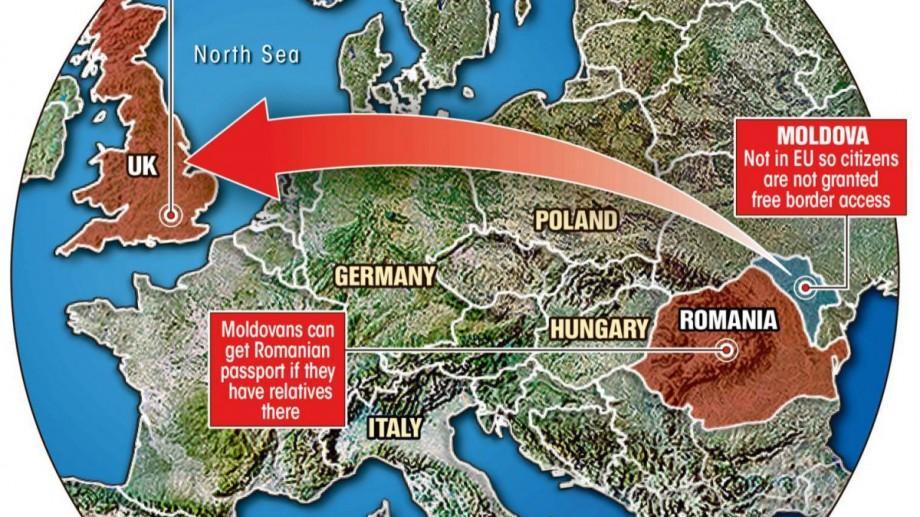 Ce se va întâmpla cu tinerii moldoveni care deţin cetăţenia română dacă Marea Britanie va părăsi UE
