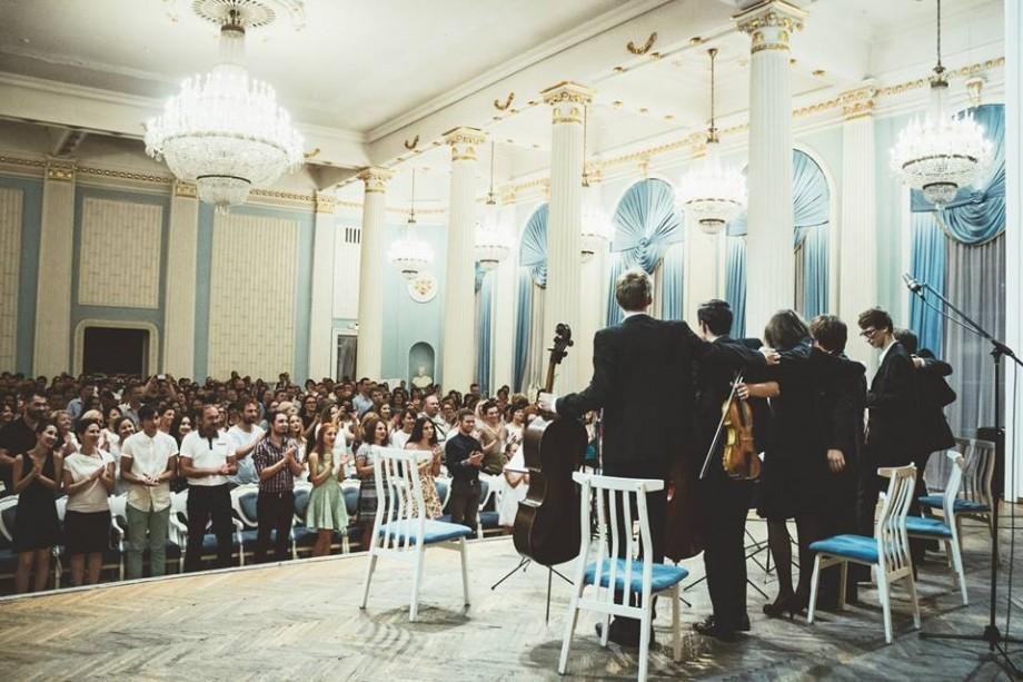 Festivalul de muzică clasică Moldo Crescendo se va desfășura în patru edificii istorice din țară
