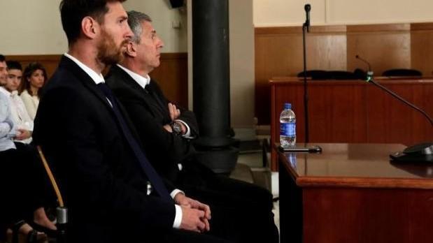 Fotbalistul Lionel Messi a primit 21 de luni de închisoare pentru evaziune fiscală