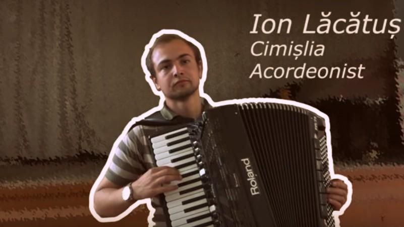 (video) Unde-s tinerii: Ion Lăcătuș, despre cum e să fii student în patria acordeoniștilor