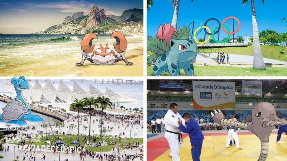 Pokemon Go ar putea deveni un sport olimpic. Primarul Rio de Janeiro a invitat pokemonii la Jocurile Olimpice