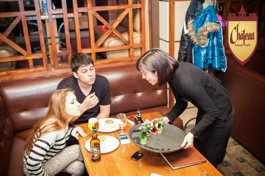 Photo Credit: Chateau Lounge Cafe/Facebook