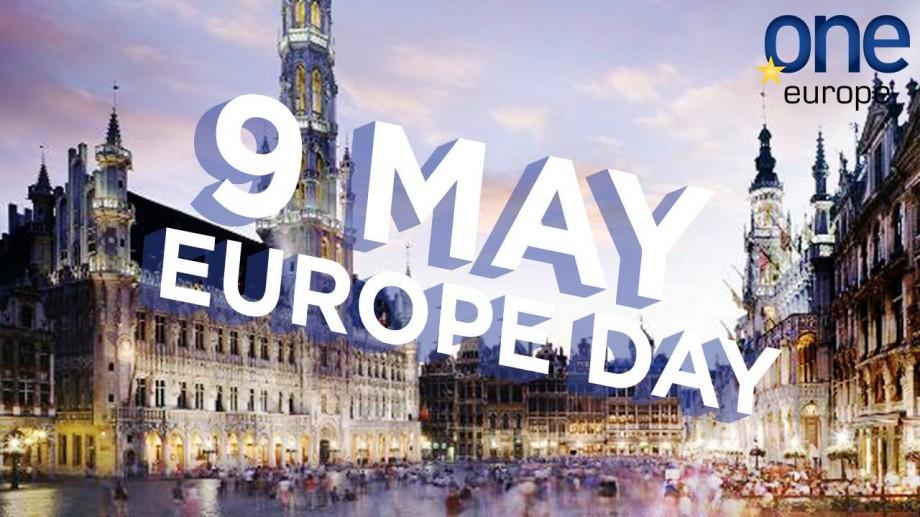 Ziua Europei va fi marcată oficial pe 9 mai concomitent cu Ziua Victoriei