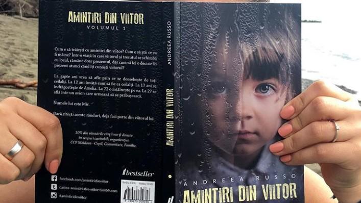 """(foto) Află cum e să trăiești fără amintiri la lansarea volumul II al cărții """"Amintiri din viitor"""""""