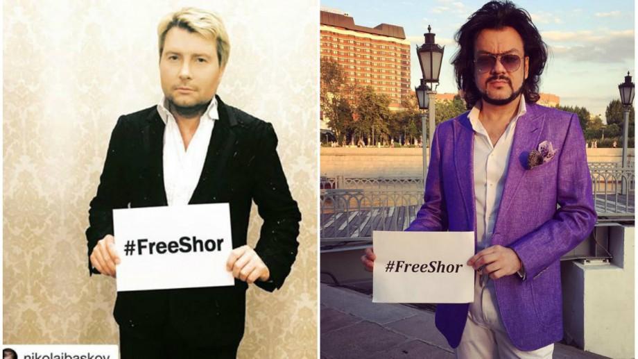 Lista interpreților din Rusia care cer public ca Ilan Șor să fie eliberat