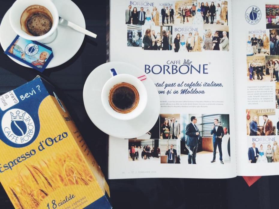 Photo Credit: Caffe Borbone