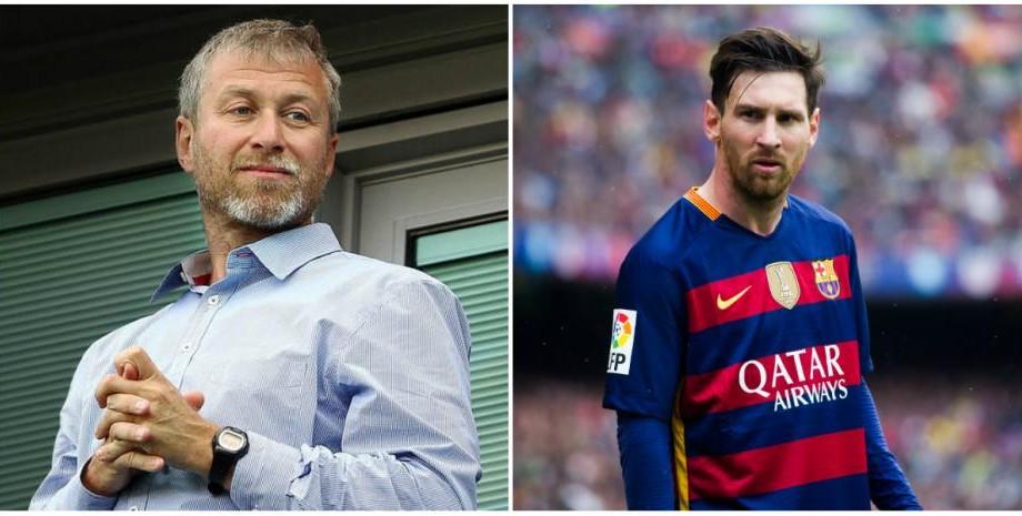 Abramovich s-a întâlnit cu tatăl lui Messi să discute transferul jucătorului la Chelsea