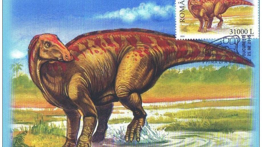 Telmatosaurus Transsylvanicus – specia de dinozaur pitic descoperită în România