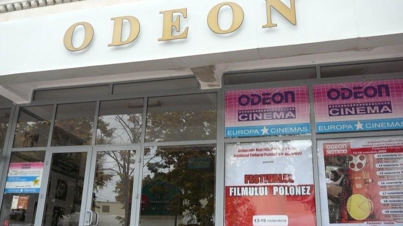 Cinematograful Odeon ar putea deveni un Centru pentru Filmului European