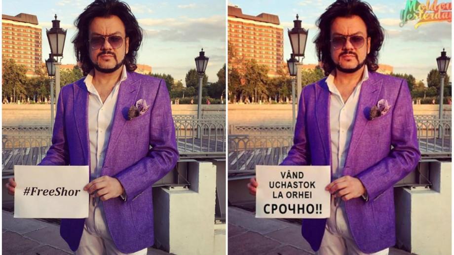 (foto) Cele mai kirkorovice meme-uri cu campania de eliberare a lui Ilan Șor – #freeshor