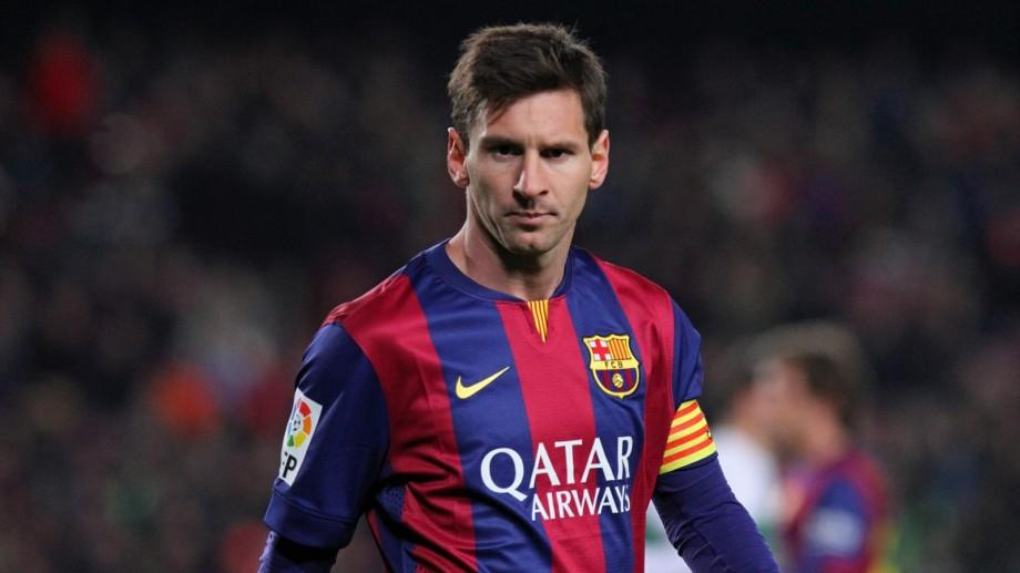 (foto) Lionel Messi și-a surprins fanii printr-o schimbare de look. S-a vopsit blond