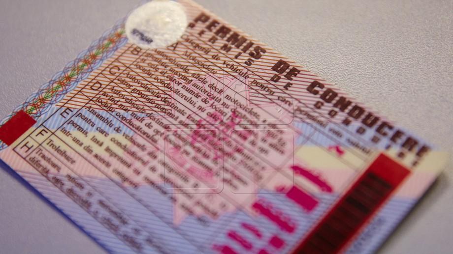 Premieră! Registru a anulat 17 permise de conducere auto obținute prin fraude