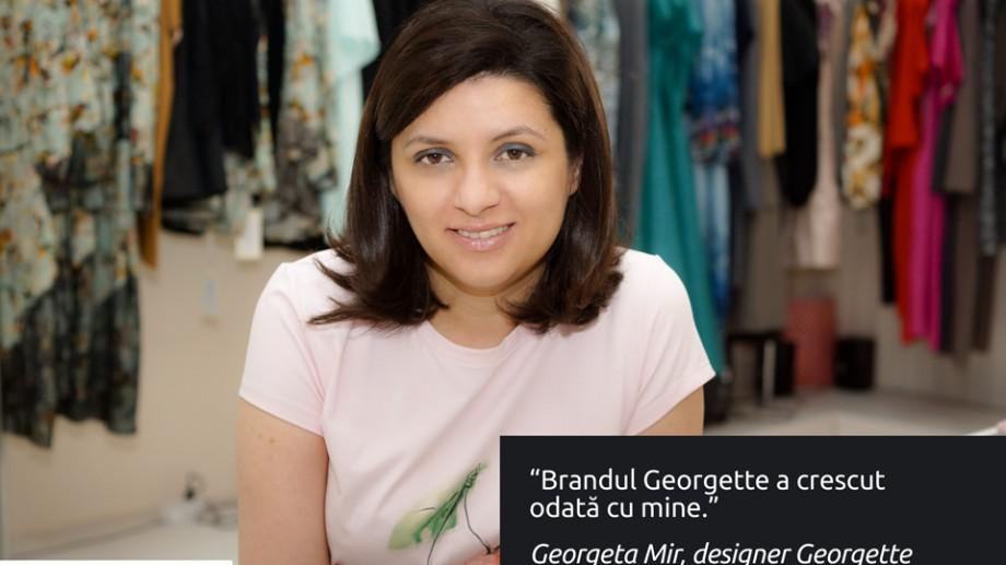(foto, video) Georgeta Mir – De la tata a moștenit spiritul de antreprenor, iar disciplina de la mama