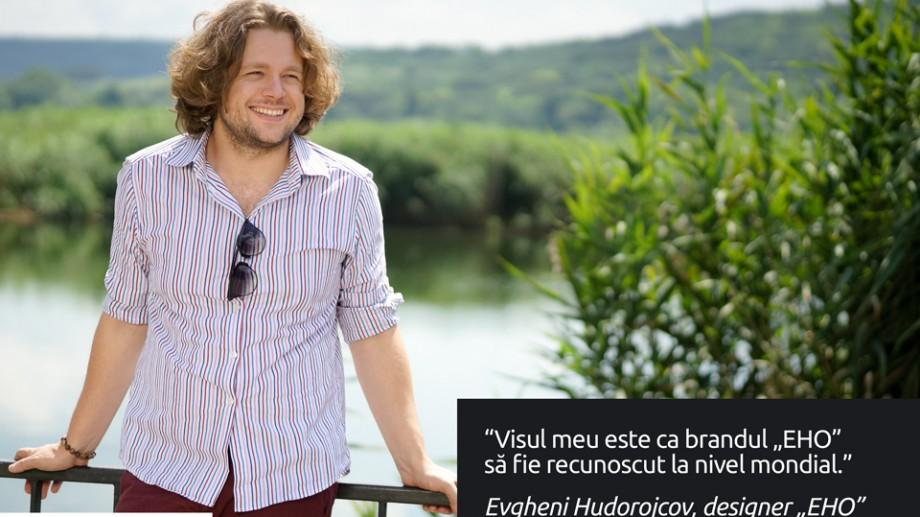 """(foto, video) Oameni din inimă. Evgheni Hudorojcov: """"În modă este important să intri pe ușa corectă"""""""