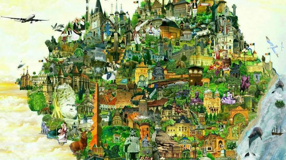 Vara aceasta poți vizita gratuit 12 orașe mari și importante din România