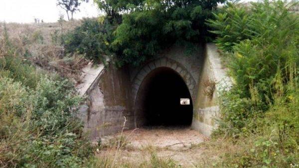 """Află care este povestea """"Celui mai lung tunel din Moldova"""".  A fost proiectat în Marea Britanie"""