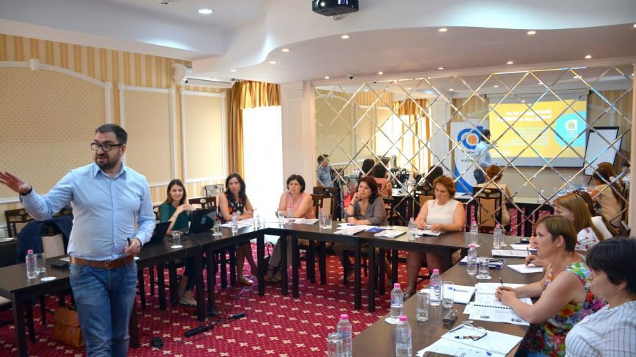 Patru cluburi de dezbateri pentru elevi vor fi deschise în Cimișlia, Ștefan Vodă, Orhei și Căușeni