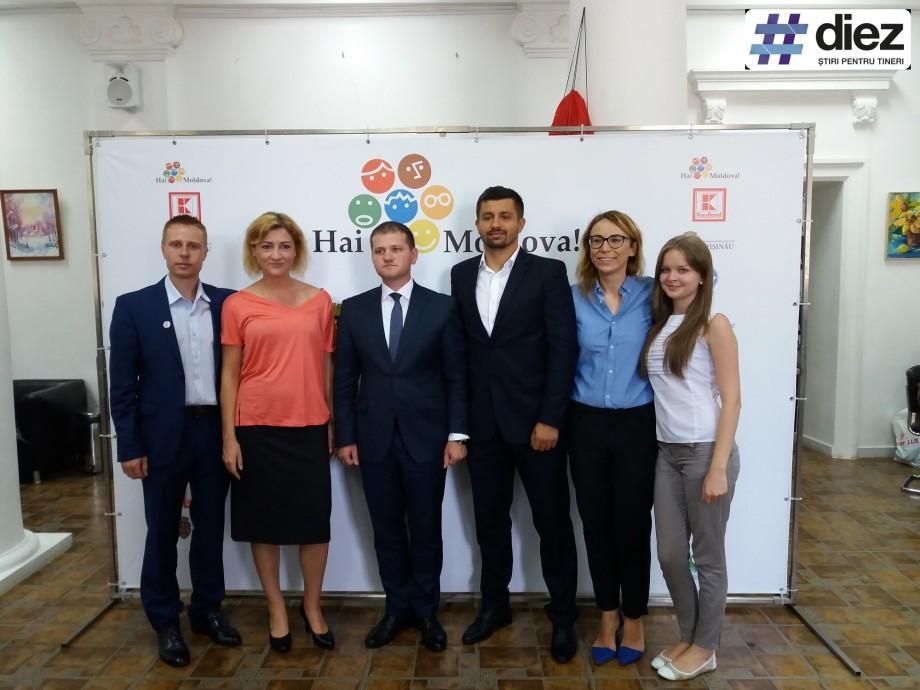 """(foto) Curățim țara într-o zi. """"Hai Moldova"""" te provoacă să participi la salubrizarea a 27 de localități"""