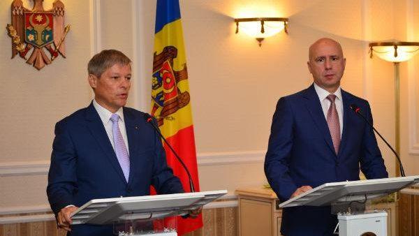 Premierul român, Dacian Cioloș, se va asigura ca banii oferiți Moldovei să fie utilizați bine