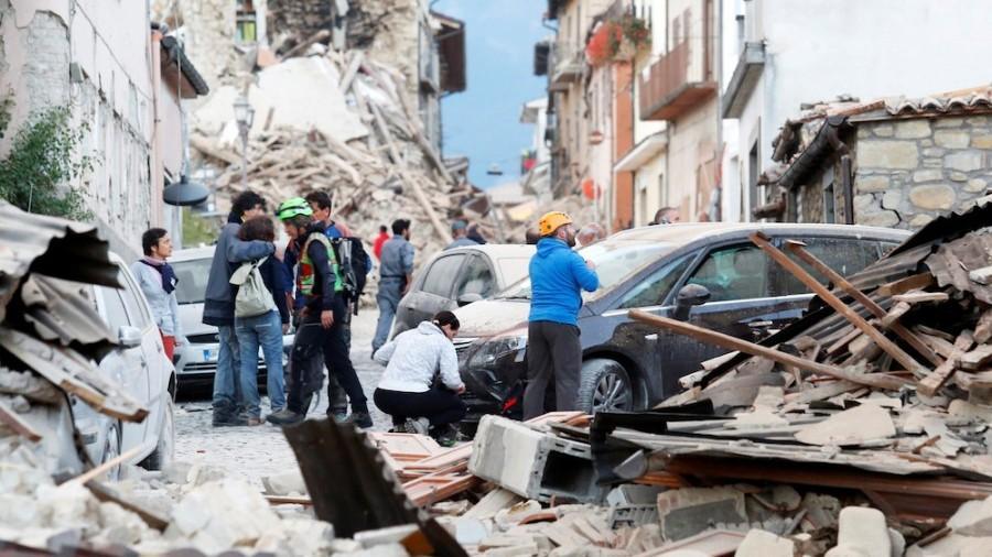 Zi de doliu în Italia. Ultimul bilanț al celor decedați în cutremur este de 290 de persoane