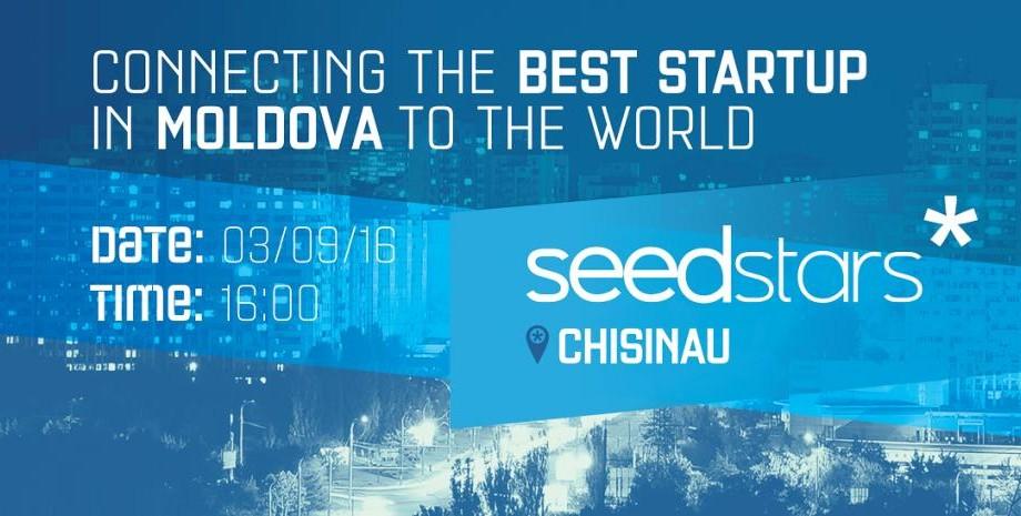 Seedstars World vine la Chișinău pentru a găsi cel mai bun startup din Moldova