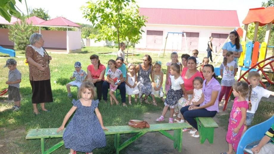 Europa pentru Moldova: Peste 300 de copii din Grozești se bucură de apă curată datorită unui sistem de alimentare performant