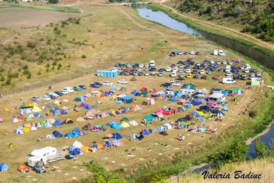 """(foto) Festivalul """"GUSTAR 2016"""" – o vacanță muzicală în sânul naturii, care a adunat peste 15.000 de turiști"""