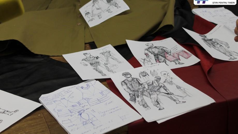 (foto) Arta poate reînvia chiar și în cel mai neașteptat loc. 11 deținuți vor juca piesa de teatru Hamlet