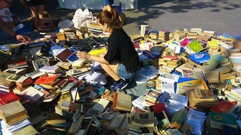 Protestul de la București PC: George Simion/privesc.eu