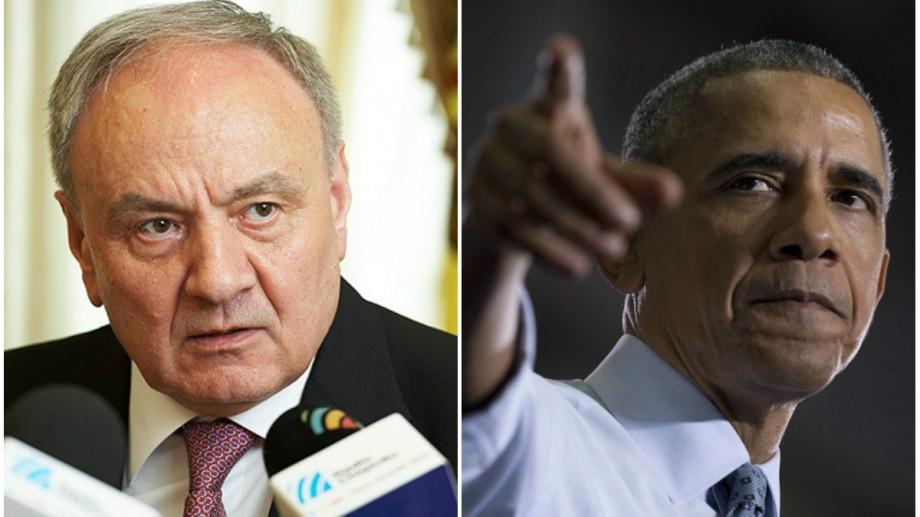 Obama, Putin și Poroshenko au trimis mesaje de felicitare de Ziua Independenței