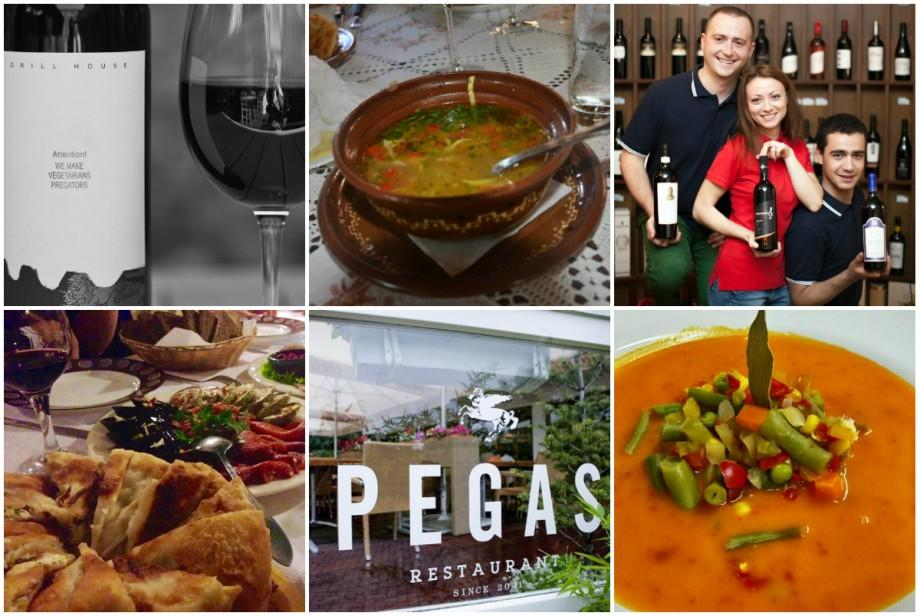 (foto) Versiunea 2016: Top 10 restaurante și baruri din Chișinău potrivit TripAdvisor