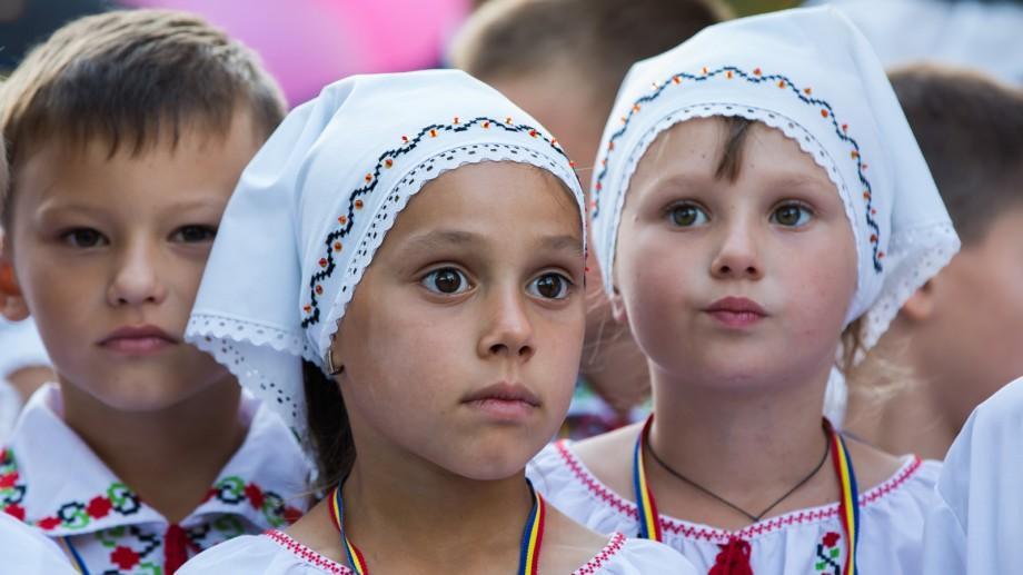 (foto) O nouă grădiniță, renovată cu sprijinul României, s-a redeschis în satul Selemet, Cimișlia