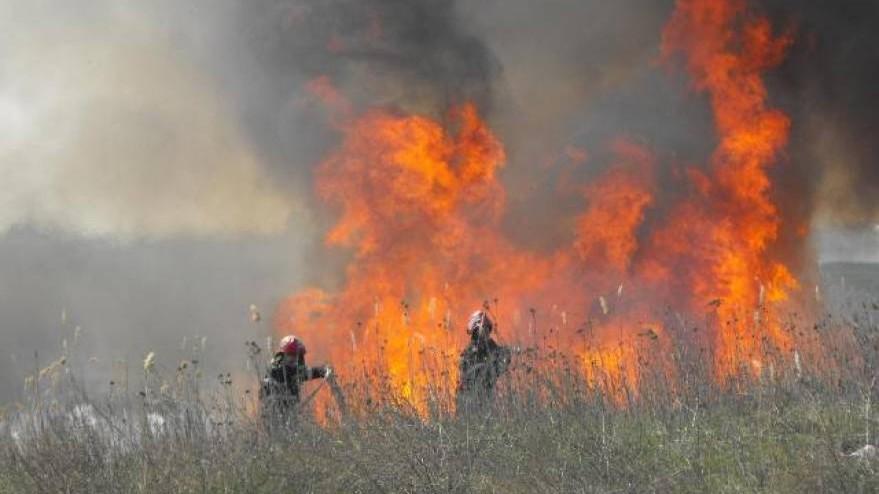 (video) Incendii de vegetație în toată Moldova! Peste 70 au avut loc în ultimele 24 de ore