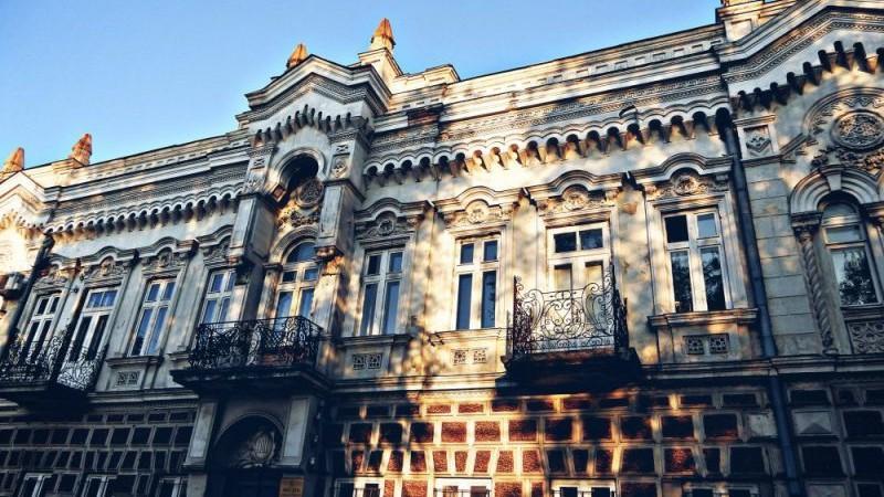 (foto) Ușile de pe străzile Chișinăului: Cum arată strada Armenească