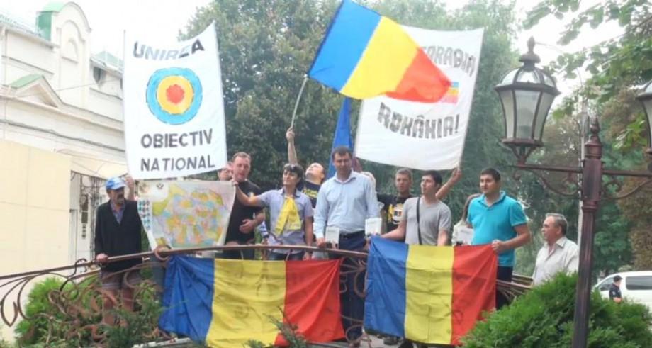 (video) Protest în România și Republica Moldova față de declarațiile ambasadorului SUA