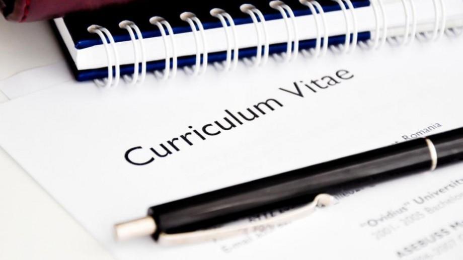 Sfaturi pentru redactarea corectă a unui CV