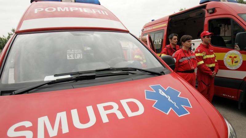 (video) Intervenție SMURD în cazul incendiului de la Cahul și accidentului de la Sângerei în care au fost rănite trei persoane