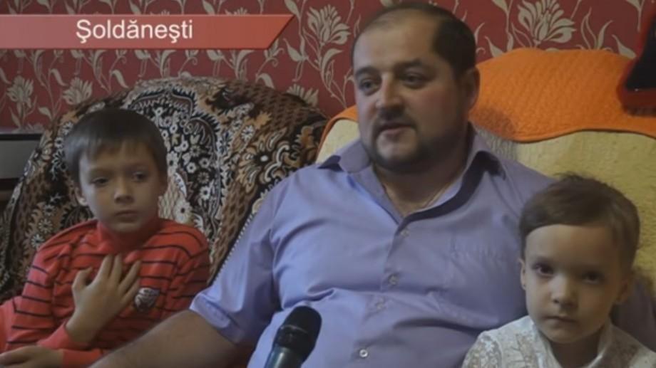 (video) Familia din Moldova în care soțul își ia cel de-al treilea concediu de paternitate