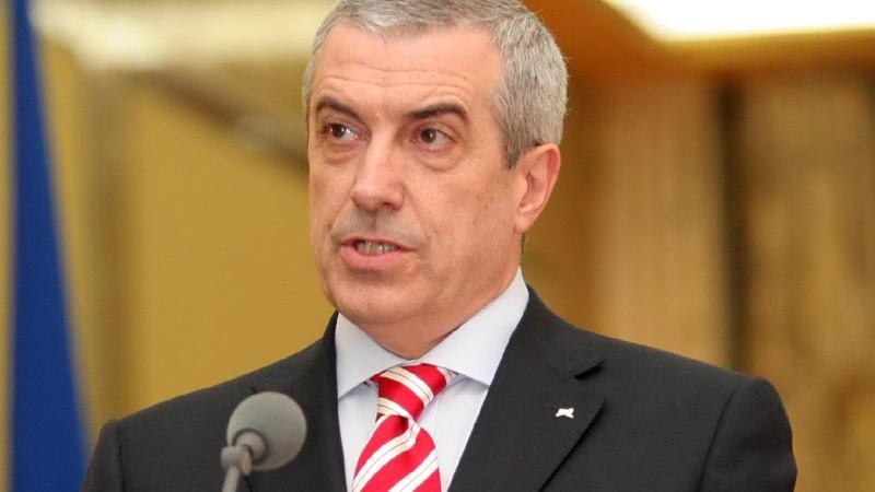 Tăriceanu, șeful Senatului român, vrea să-i ceară explicații lui Obama după declaraţiile ambasadorului SUA de la Chişinău