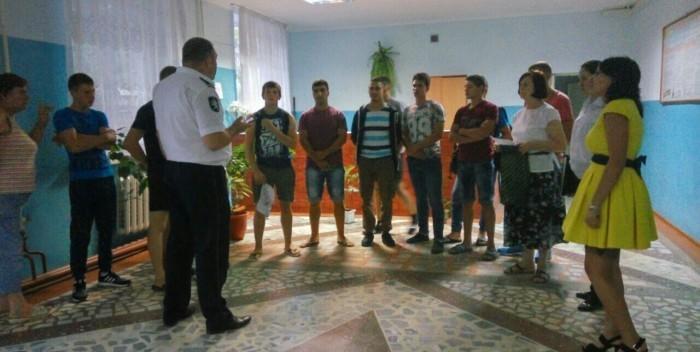 (video) Poliţia Capitalei în vizită la căminele studențești. Iată motivul