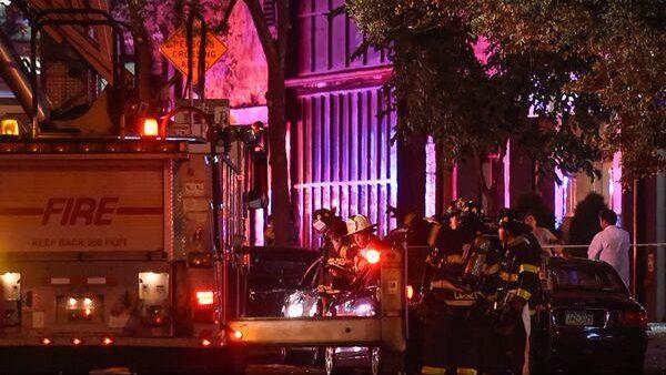 Ultima actualizare: Explozia din New York nu are legătură cu terorismul internațional