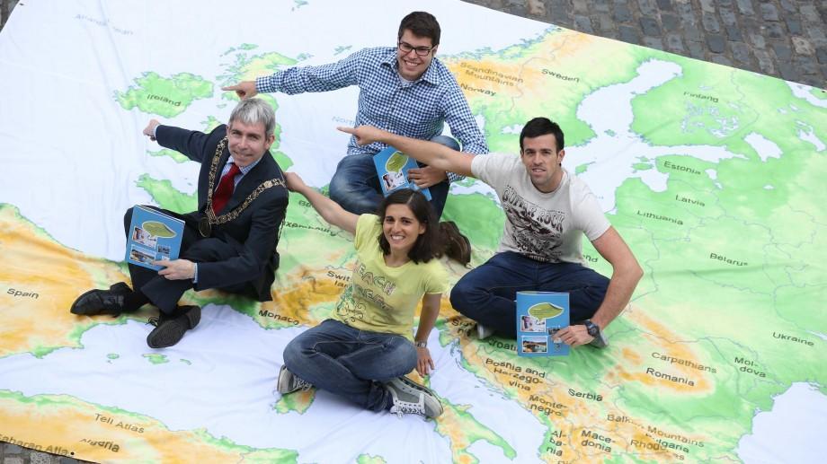 Erasmus+: Poți câștiga una dintre cele 590 de burse oferite de UE pentru a studia în Europa