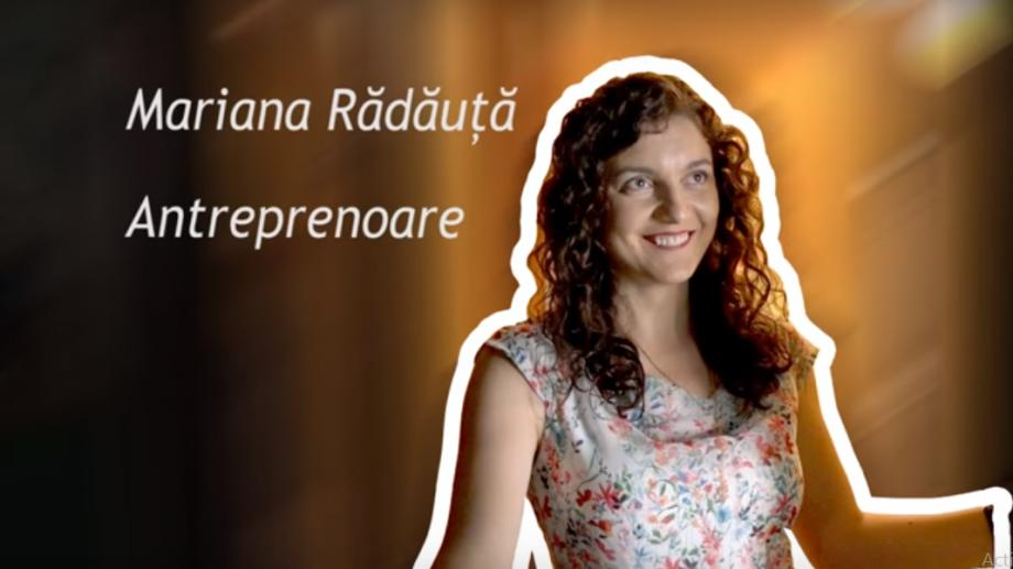 (video) Unde-s tinerii: Mariana Rădăuță de la Bălți spune cum vă poate imprima visele într-o realitate 3D