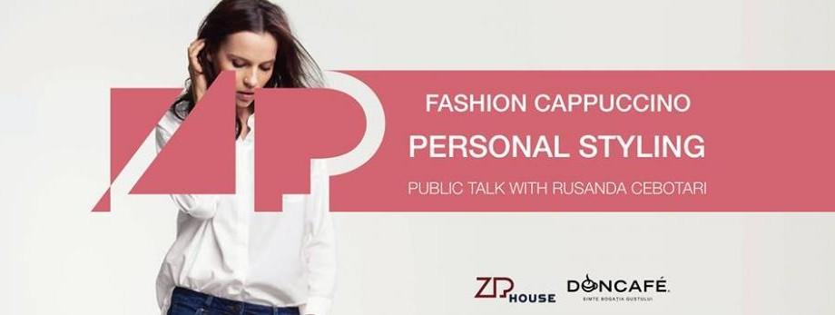 Fashion Cappuccino: 40 de idei care îți vor schimba viziunea asupra garderobei personale și a shopping-ului